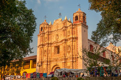San Cristobal de Las Casas Arkivfoton