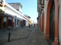 San Cristobal de Las Casas Immagini Stock Libere da Diritti