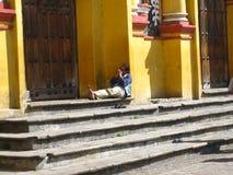 San Cristobal de Las Casas Immagine Stock Libera da Diritti