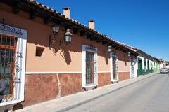 SAN Cristobal de las Casas, Chiapas, Μεξικό Στοκ εικόνα με δικαίωμα ελεύθερης χρήσης