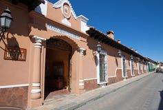 SAN Cristobal de Las Casas, Chiapas, Μεξικό Στοκ Φωτογραφία