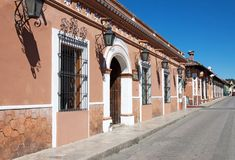 San Cristobal de las Casas, Chiapas, Mexico Royalty Free Stock Photography