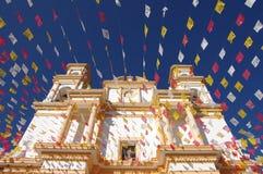 San Cristobal De Las Casas. Church in San Cristobal de las Casas, Chiapas, Mexico stock photos