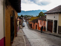 San Cristobal de Las Casas, México fotografía de archivo