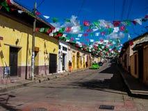 San Cristobal de Las Casas, México Foto de archivo