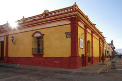 SAN CRISTOBAL DE LAS CASAS Royalty Free Stock Photo