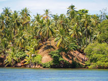 San-Cristobal island Royalty Free Stock Images