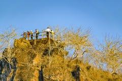San Cristobal Island Landscape, Galapagos, Ecuador Royalty Free Stock Photos