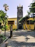 San Cristobal, Tenerife. San Cristobal de la Laguna - tho old capital of Tenerife, Canary Islands stock photo