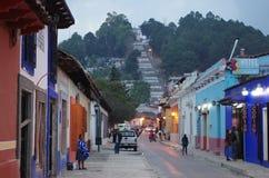 San Cristobal Royalty Free Stock Photography