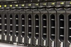 SAN Data Storage Stock Photo