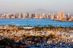 San Diego Royalty Free Stock Photos