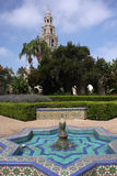 San Diego. View of Balboa Park in San Diego, California, USA Stock Images