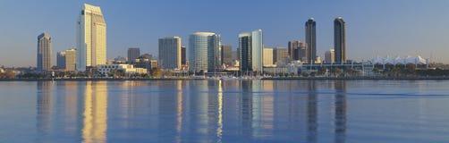 San Diego. View from Coronado, San Diego, California Stock Photo