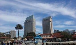 San Diego Lizenzfreies Stockfoto
