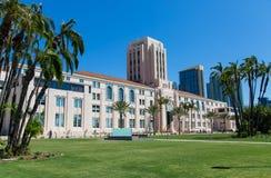 San Diego Administration Building Fotos de Stock