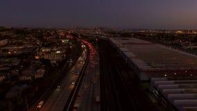 San Diego Aerial banque de vidéos