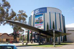 San Diego Air & Space Museum Stock Photography