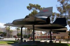 San Diego Air y museo espacial fotos de archivo libres de regalías