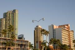 San Diego Architecture Royalty Free Stock Photos