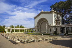 San Diego balboa park Royalty Free Stock Photography