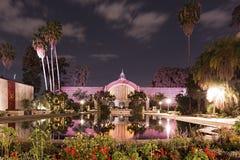 San Diego Balboa Park Garden Imagenes de archivo