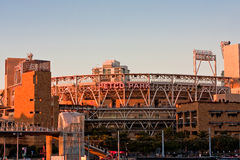 San Diego baseball stadium Petco Park Stock Images