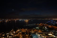 San Diego Bay. San Diego, California stock photo