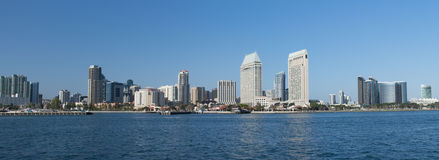 San Diego Bay Royalty Free Stock Photo