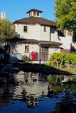 San Diego Bay, village de port maritime photographie stock