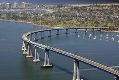 San Diego begrüßt Sie Lizenzfreies Stockfoto