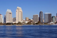 San Diego céntrica Foto de archivo