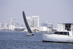 San Diego ca rana linia horyzontu zatoka Obrazy Royalty Free