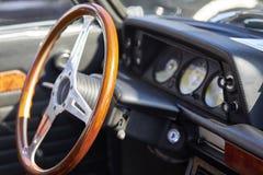 San Diego, CA/USA - Październik 15, 2016: San Diego samochody & Kawowy samochodowy przedstawienie obrazy stock