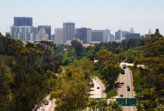 San Diego Californië stock afbeelding