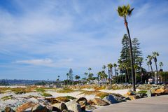 San Diego California Stockfotografie