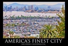 San Diego, California Fotografia Stock Libera da Diritti