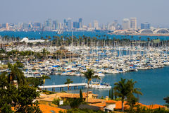 San Diego California royalty free stock photography