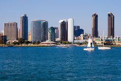 San Diego California royalty free stock image