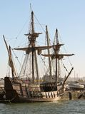 A Maritime Museum of San Diego San Salvador Shot Royalty Free Stock Photography