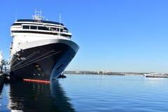 San Diego, California - los E.E.U.U. - 4 de diciembre de 2016: El puerto de San muere foto de archivo libre de regalías