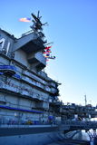 San Diego, California - USA - Dec 04,2016 - Navy Pier Royalty Free Stock Images