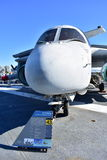 San Diego, California - USA - Dec 04,2016 - USS Midway Museum  Anti Sub Marine Warfare Royalty Free Stock Images