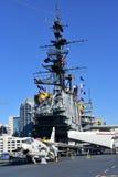 San Diego, California - USA - Dec 04,2016 - USS Museum San Deigo. This photo was taken at USS midway museum in San Deigo, California stock photo