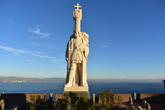 San Diego, California -  USA - December 04, 2016: Cabrillo Statu Royalty Free Stock Images