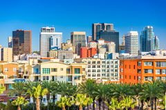 San Diego, California, USA Royalty Free Stock Photography