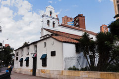 San Diego Church Bogota Colombia Royalty Free Stock Photo