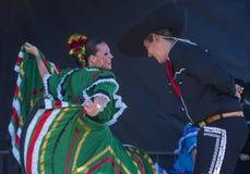 San Diego - Cinco De Mayo Imagenes de archivo