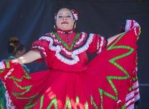 San Diego - Cinco De Mayo Fotografía de archivo