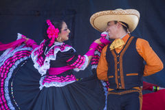 San Diego - Cinco De Mayo Royaltyfri Bild